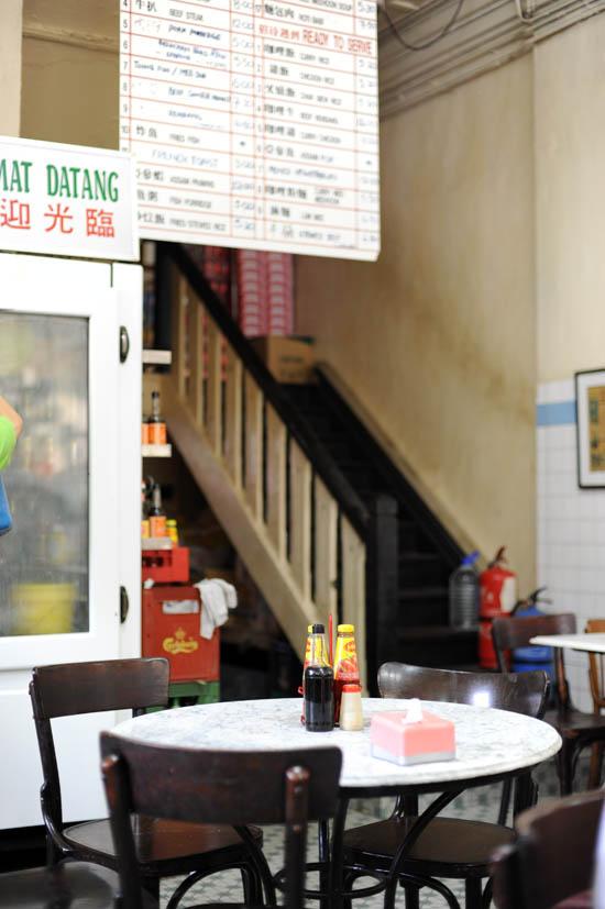 Yut Kee Hainanese Coffeeshop