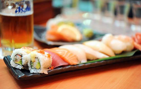 Standing Sushi Bar Singapore