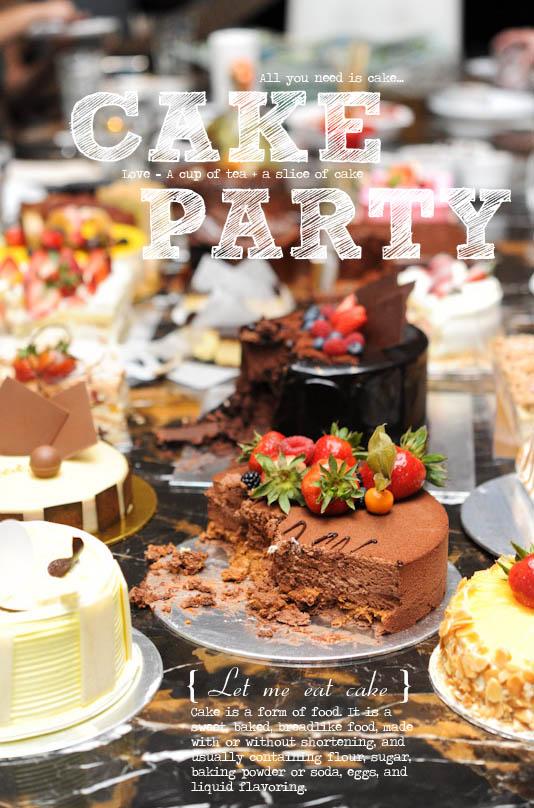 Singapore Best Cakes