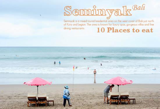 Seminyak Guide