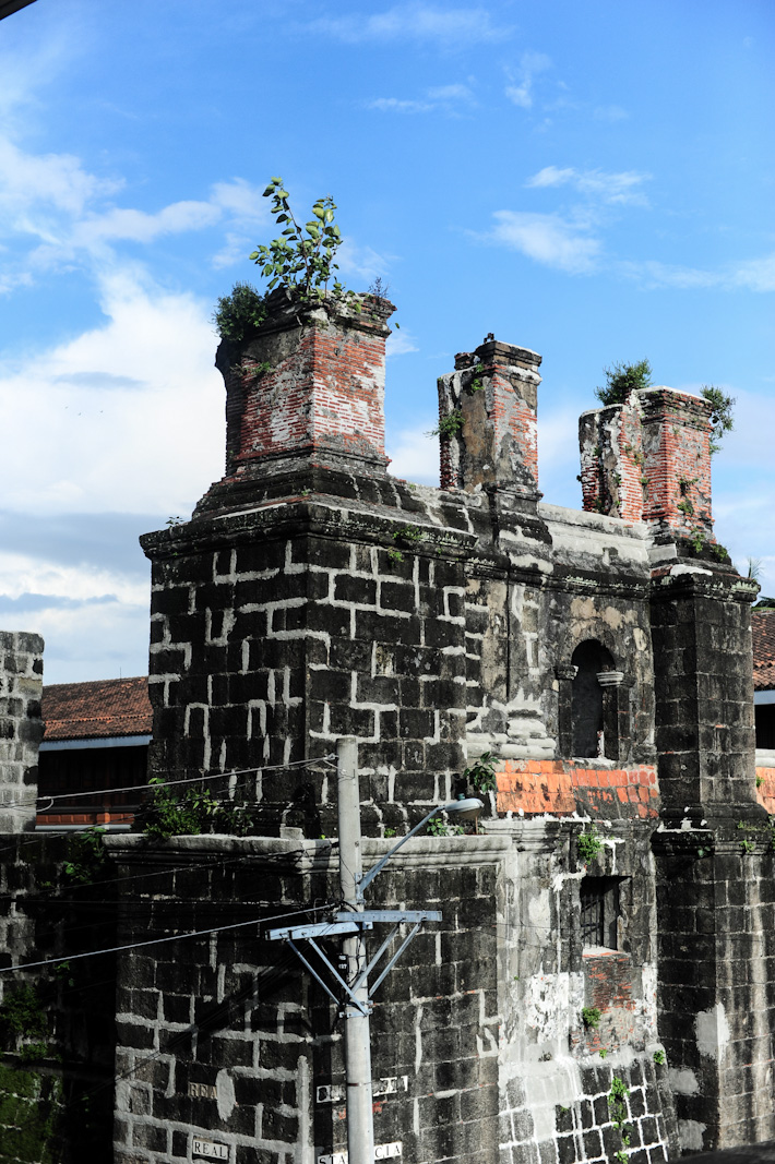 Old Fort Manila