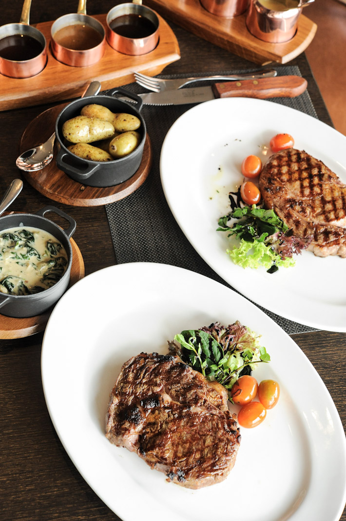 Singapore Best steakhouses