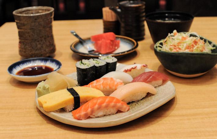 Sushi Tsuki