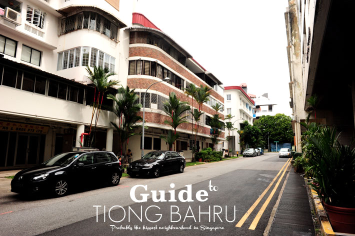 Tiong Bahru Guide