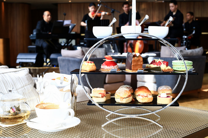 InterContinental Hong Kong Afternoon Tea