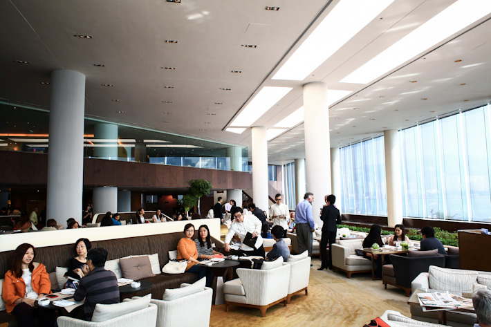 InterContinental Tea Lounge