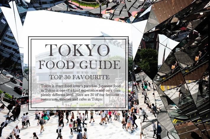 Tokyo Food Guide