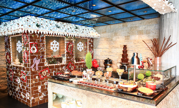 Edge Christmas Buffet
