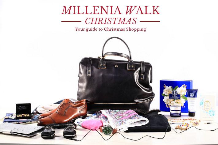 Millenia Walk Shopping Guide