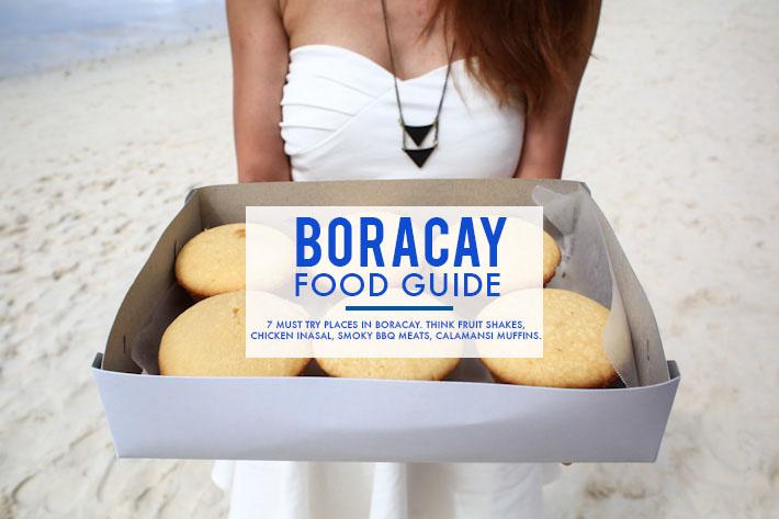 Boracay Food Guide